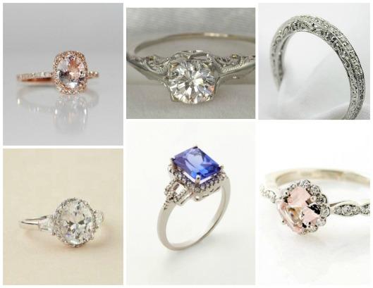 Glam rings